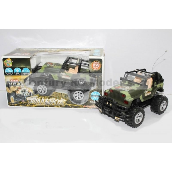 RC Jeep Explorer 1:16