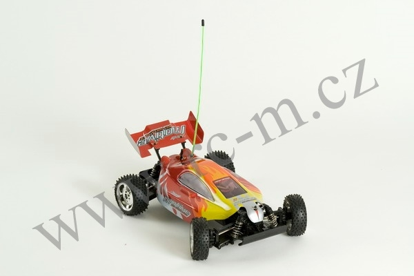 RC auto HBX 6528 buggy 1:10 4WD RTR