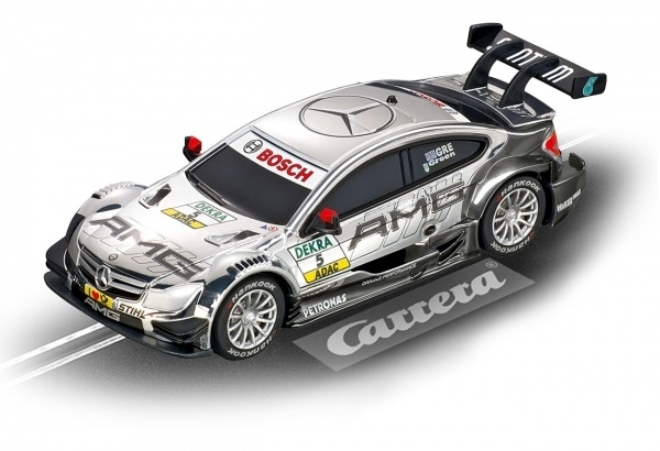 Auto Carrera GO!!! AMG Mercedes C-Coupe DTM J.Green No.5