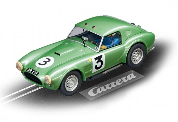 Auto Carrera Evolution Shelby Cobra hardtop