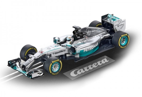 Auto Carrera Evolution Mercedes-Benz F1 Hamilton